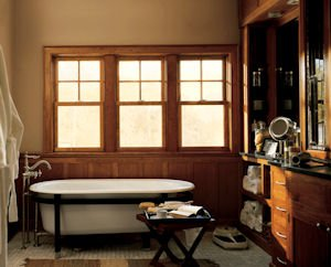 Andersen Traditional Bathroom Windows