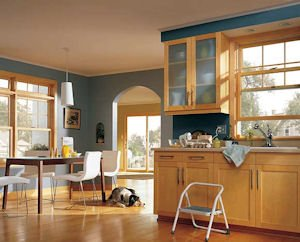 Andersen Trendy Kitchen Windows