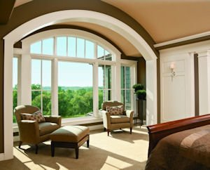 Andersen Valley View Bedroom Windows