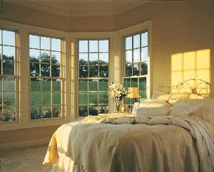 Andersen Country Charm Bedroom Windows