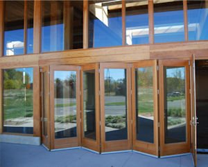 Andersen Traditional Folding Doors