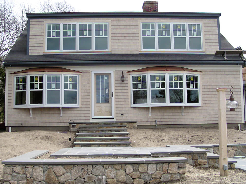 Bourne full house window replacement