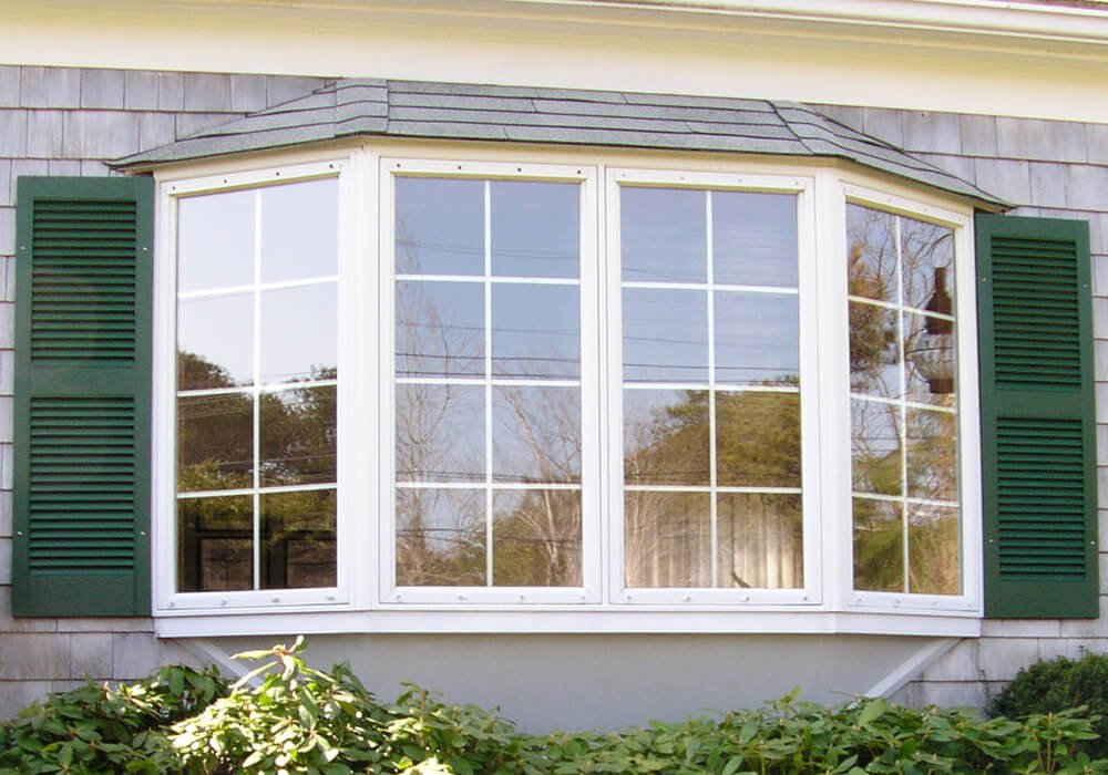 Brewster window replacement - before