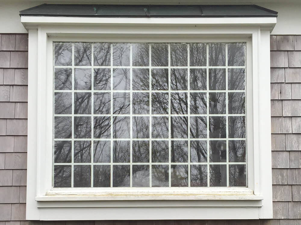 Window replacement - before