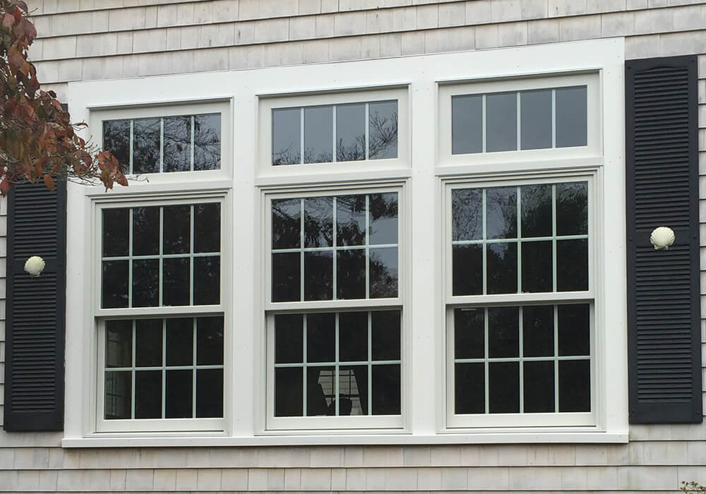 Barnstable window replacement - done