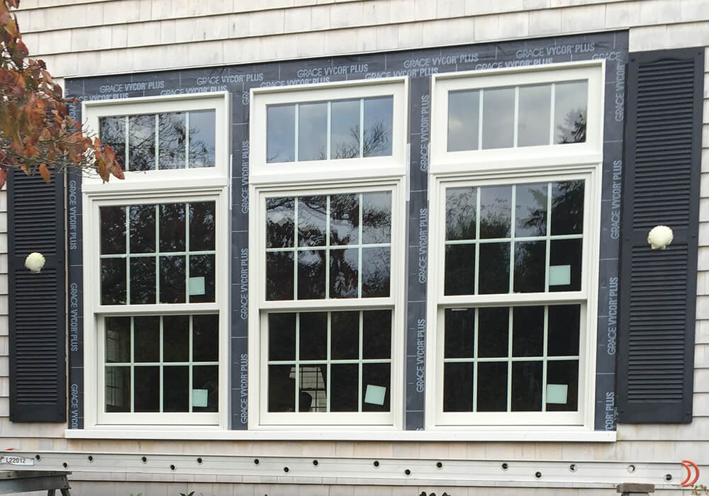 Barnstable window replacement - installation